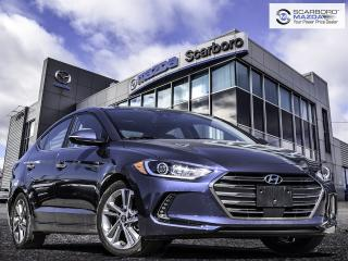 Used 2018 Hyundai Elantra Limited|1 OWNER|NAV|LOW KM for sale in Scarborough, ON