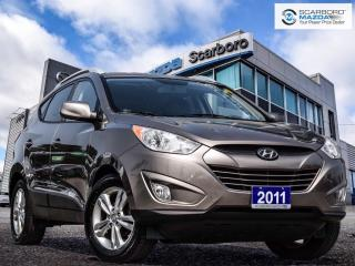 Used 2011 Hyundai Tucson GLS|BLUETOOTH for sale in Scarborough, ON