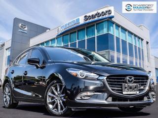 Used 2018 Mazda MAZDA3 Sport GT|NAV|LEATHER|1 OWNER|HATCHBACK for sale in Scarborough, ON