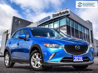 Used 2016 Mazda CX-3 GS|AWD|1OWNER|NO ACCIDENTS for sale in Scarborough, ON