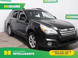 Used 2014 Subaru Outback 2.5I PREMIUM AWD A/C for sale in St-Léonard, QC