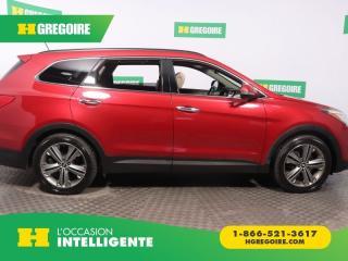 Used 2016 Hyundai Santa Fe XL Ltd Awd Cuir Toit for sale in St-Léonard, QC