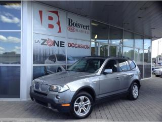 Used 2007 BMW X3 3.0i Toit Pano for sale in Blainville, QC