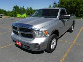 Used 2013 RAM 1500 SLT for sale in Cornwall, ON