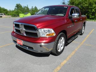 Used 2012 RAM 1500 SLT for sale in Cornwall, ON