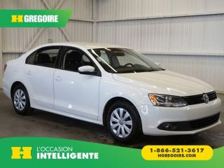 Used 2014 Volkswagen Jetta TRENDLINE A/C-GR for sale in St-Léonard, QC