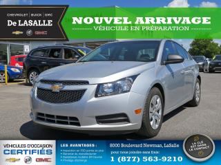 Used 2012 Chevrolet Cruze LS for sale in Lasalle, QC