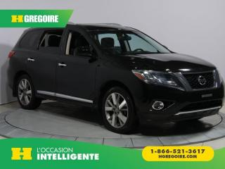 Used 2014 Nissan Pathfinder SL 7 PASS AWD CUIR for sale in St-Léonard, QC