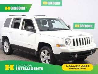 Used 2012 Jeep Patriot SPORT A/C MAGS for sale in St-Léonard, QC