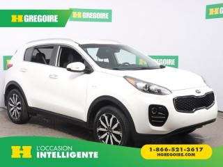 Used 2017 Kia Sportage EX AWD A/C GR ELECT for sale in St-Léonard, QC