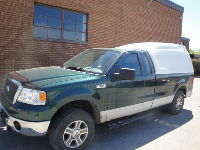 2007 Ford F-150 xlt-full service record- 4x4-