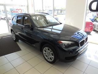 Used 2014 BMW X1 xDrive28i, AUTO, TRACTION INTÉGRALE for sale in Dorval, QC