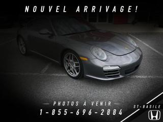 Used 2009 Porsche 911 4S + SPORT CHRONO + PDK + RARE + WOW for sale in St-Basile-le-Grand, QC