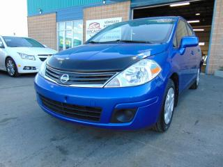 Used 2012 Nissan Versa Hayon for sale in St-Eustache, QC