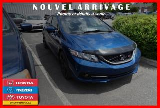 Used 2015 Honda Civic Coupé Si Toit Mags for sale in Drummondville, QC