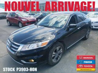 Used 2014 Honda Accord Crosstour for sale in Drummondville, QC