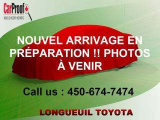 Used 2004 Toyota Corolla CE for sale in Longueuil, QC