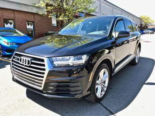 Used 2017 Audi Q7 3.0T Technik, S-LINE for sale in North York, ON