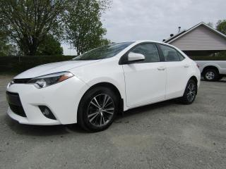 Used 2016 Toyota Corolla LE berline 4 portes CVT for sale in Thetford Mines, QC