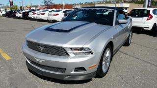 Used 2010 Ford Mustang Décapotable 2 portes V6 for sale in Rivière-Du-Loup, QC