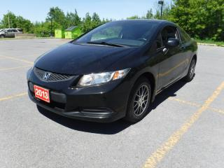 Used 2013 Honda Civic LX for sale in Cornwall, ON