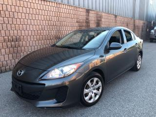 Used 2013 Mazda MAZDA3 GX for sale in Toronto, ON