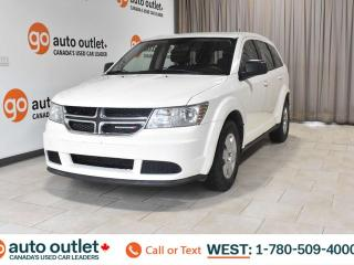Used 2012 Dodge Journey SE, FWD, STEERING WHEEL CONTROLS, CRUISE CONTROL, POWER WINDOWS, A/C, AM/FM RADIO for sale in Edmonton, AB
