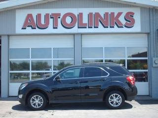 Used 2016 Chevrolet Equinox LT  navigation/sunroof for sale in St Catharines, ON