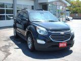 2016 Chevrolet Equinox LT  navigation/sunroof