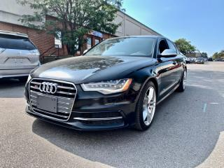 Used 2013 Audi S6 4dr Sdn quattro 4.0T for sale in North York, ON
