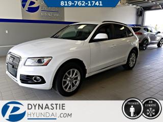 Used 2013 Audi Q5 2.0L Premium for sale in Rouyn-Noranda, QC