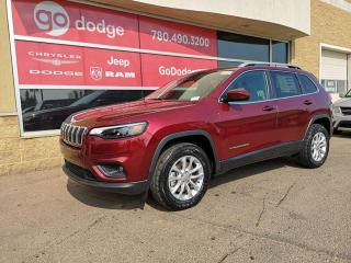 New 2019 Jeep Cherokee North for sale in Edmonton, AB