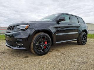 New 2019 Jeep Grand Cherokee SRT for sale in Edmonton, AB