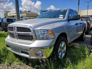 New 2019 RAM 1500 Classic ST 4x4 Quad Cab for sale in Edmonton, AB