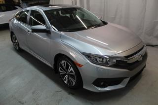 Used 2016 Honda Civic EX-TURBO (TOIT,MAGS,FOG) for sale in St-Constant, QC