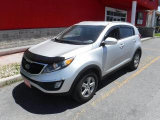 Used 2015 Kia Sportage LX for sale in Cornwall, ON
