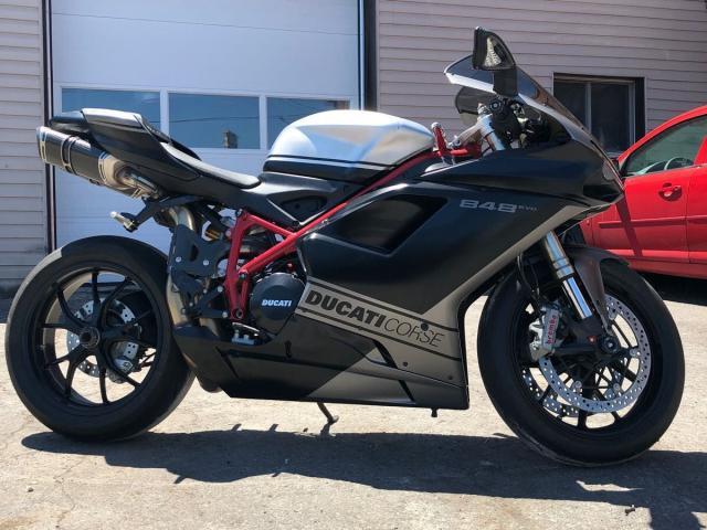 2013 Ducati 848evo Corse 848 EVO CORSE! TONS OF MODS!