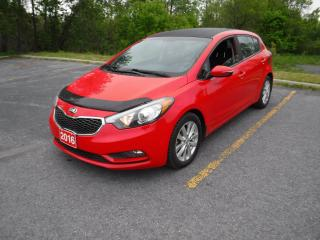 Used 2016 Kia Forte5 for sale in Cornwall, ON