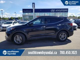 Used 2018 Hyundai Santa Fe Sport SPORT/AWD/BLUETOOTH/HEATED SEATS for sale in Edmonton, AB