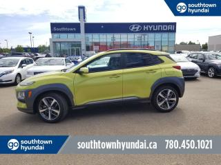 New 2019 Hyundai KONA Ultimate - 1.6T Turbo/Nav/Wireless Charging for sale in Edmonton, AB