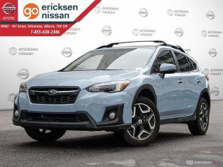 Used 2018 Subaru XV Crosstrek Limited AWD LEATHER NAVIGATION for sale in Edmonton, AB