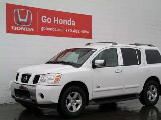 Used 2007 Nissan Armada SE, 4WD for sale in Edmonton, AB