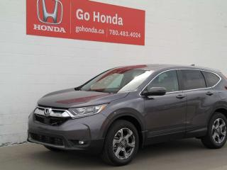 Used 2019 Honda CR-V EX-L for sale in Edmonton, AB