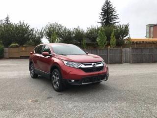 Used 2018 Honda CR-V EX-L for sale in Surrey, BC