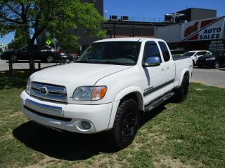 Used 2003 Toyota Tundra SR5~TRD~ONE OF A KIND~EXTRA CLEAN~CERTIFIED for sale in Toronto, ON