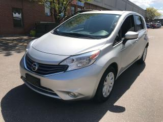 Used 2015 Nissan Versa Note SV for sale in North York, ON