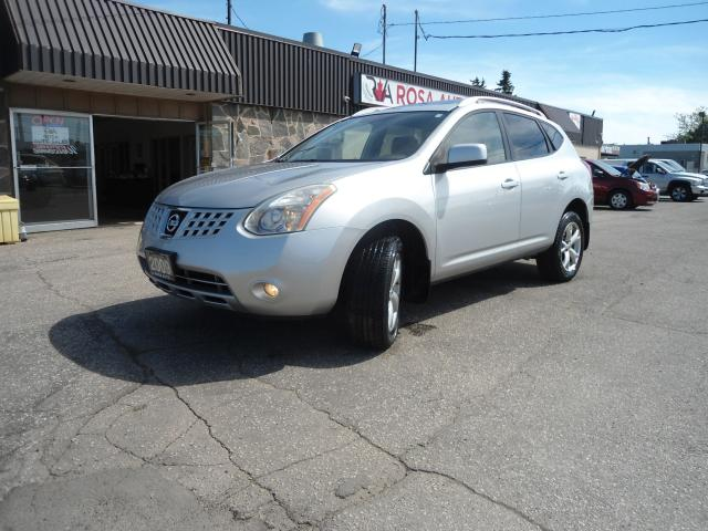 2009 Nissan Rogue SL SUNROOF NO ACCIDENT H SEATS PW PL PM A/C SAFETY