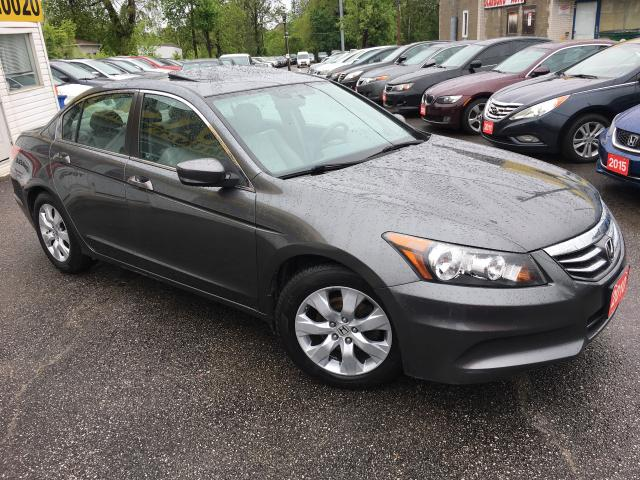 2010 Honda Accord EX-L/ AUTO/ LEATHER/ SUNROOF/ ALLOYS/ LIKE NEW!
