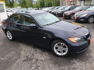 Used 2008 BMW 3 Series 328xi/ AUTO/ AWD/ SUNROOF/ ALLOYS/ LIKE NEW! for sale in Scarborough, ON