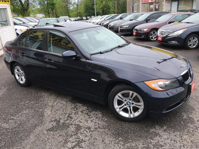 2008 BMW 3 Series 328xi/ AUTO/ AWD/ SUNROOF/ ALLOYS/ LIKE NEW!